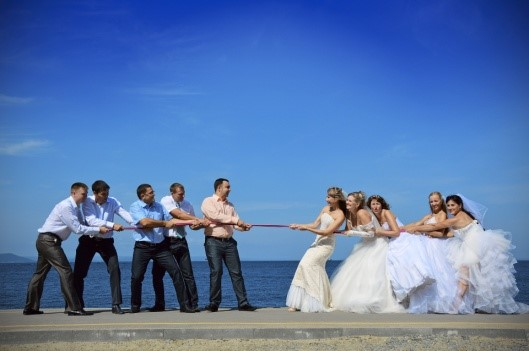 weddingplanner the Perfect Day met een fotolijst